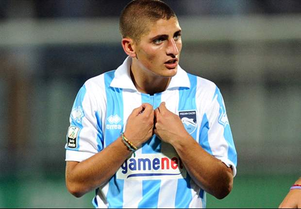 Juventus to hold talks with Pescara over Verratti move, reveals agent