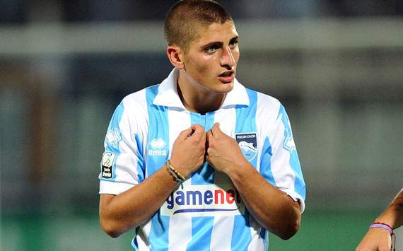 Juventus close on Pescara starlet Verratti