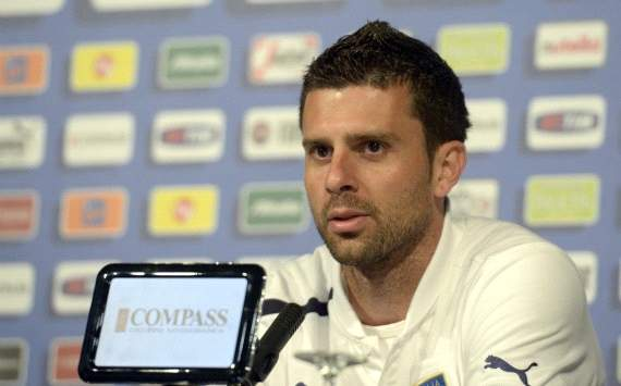 Thiago Motta tells Balotelli to act responsibly at Euro 2012