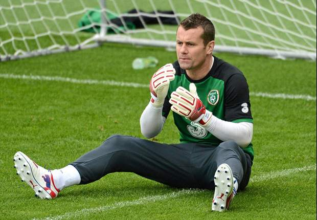 Aston Villa & Ireland goalkeeper Shay Given retires from international football