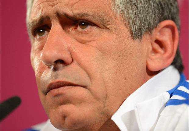 Fernando Santos praises Greek passion after Germany defeat