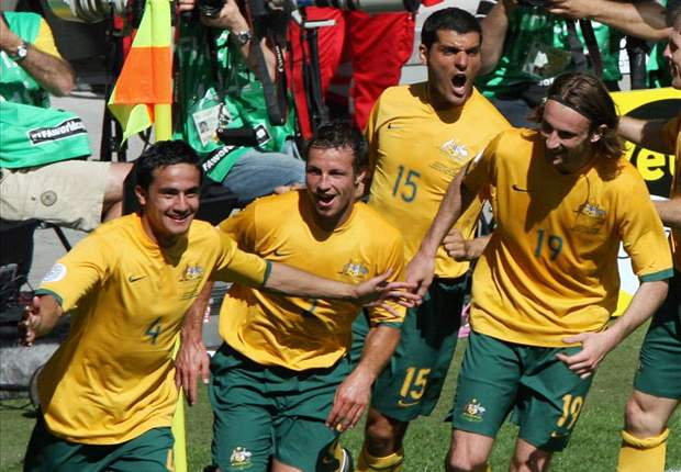 From Kaiserslautern to Brisbane: A history of the emergence of Australia & Japan's new rivalry