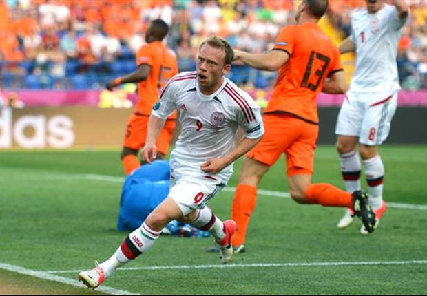 Denmark match-winner Krohn-Dehli relishes goal against Netherlands