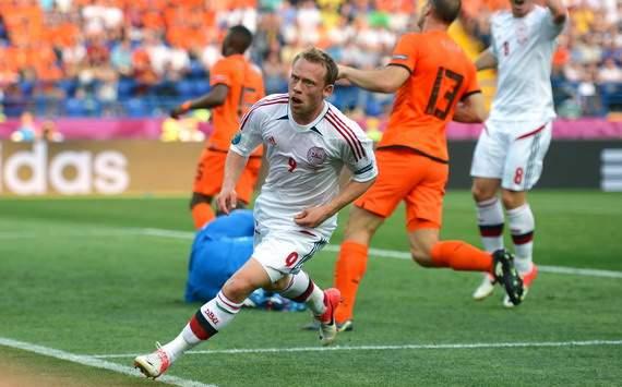 يورو 2012 | الدنمارك تهز مجموعة الموت بفوز مفاجئ على هولندا