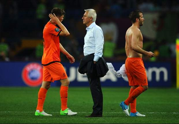 Spoilt Van der Vaart must be first to blame if Netherlands crash out of Euro 2012