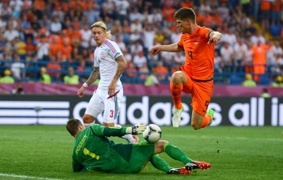 Euro - Huntelaar veut oublier