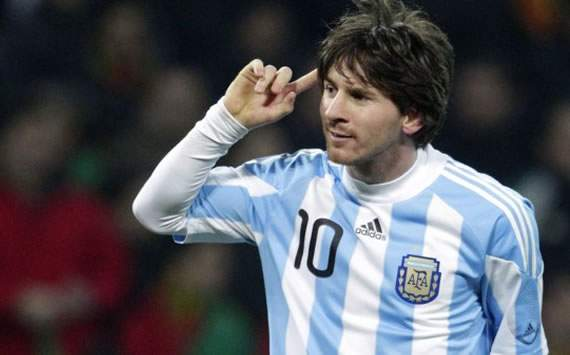Messi cannot single-handedly win the World Cup for Argentina, insists Menotti