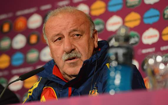 Spain players 'drained' ahead of semi-final, admits Del Bosque