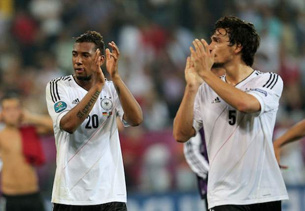 Hummels delighted to play role in nervous Germany victory