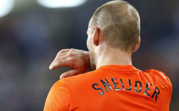 Sneijder: Portugal are not just Cristiano Ronaldo