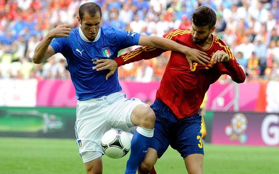 Euro 2012 Group C Permutations: Italy must avoid the curse of 2-2 as Spain &amp; Croatia do battle