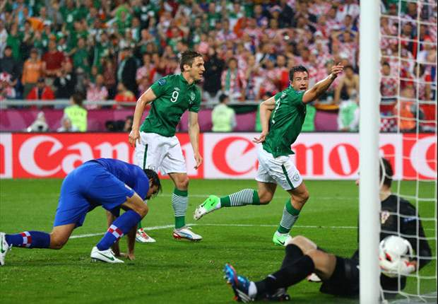 St Ledger bemoans 'sloppy' Republic of Ireland defending
