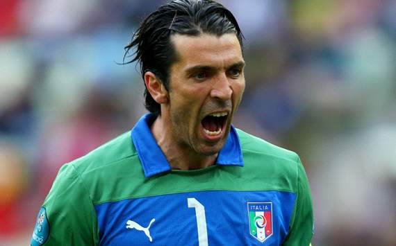 Buffon: England and Italy have similar qualities