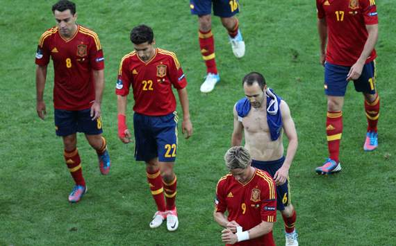 Pain in the grass: Barcelona whining will do Spain no favours