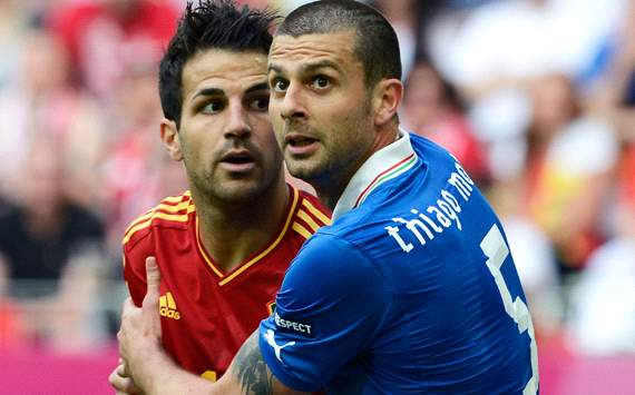 HEAD-TO-HEAD: Italia Unggul Di Rekor, Spanyol Positif Di Tren Permainan