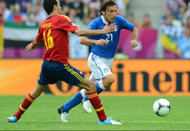 Whelan: Italy are the popular choice for Euro 2012 glory
