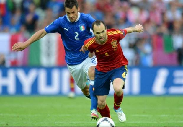 Iniesta: Spain did well against Italy and will improve in next two games