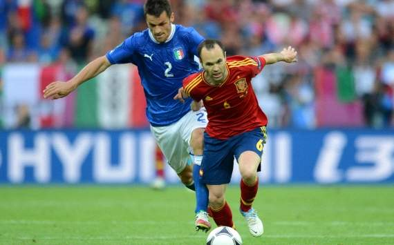 Iniesta: I'd prefer Spain to win Euro 2012 than be crowned best player