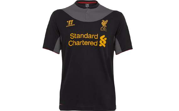 Liverpool FC: Away Jersey 2012-2013
