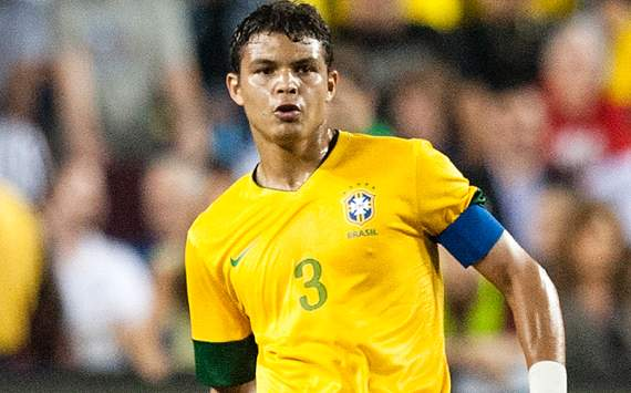 Laurens: PSG on their way to European domination with the signing of Thiago Silva