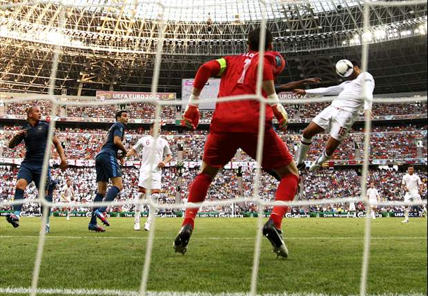 Euro 2012 specials: Five bets ahead of Sweden v England