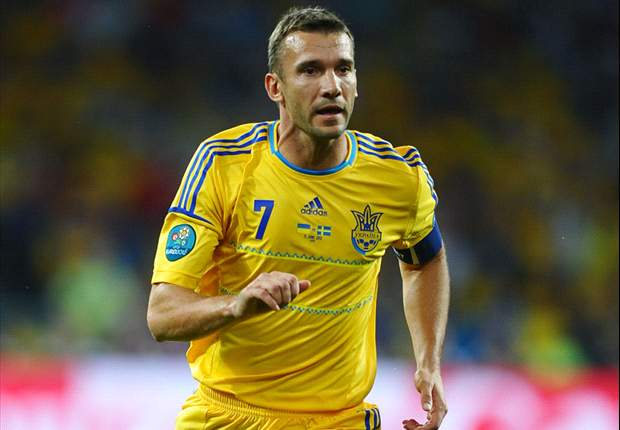 Shevchenko approached to coach Ukraine