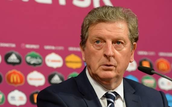 UEFA EURO -  France v England, Post-Match Press Conferences, Roy Hodgson