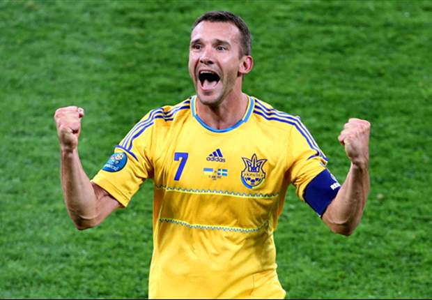 Shevchenko inspires Ukraine to victory: I feel like I am 20 years old
