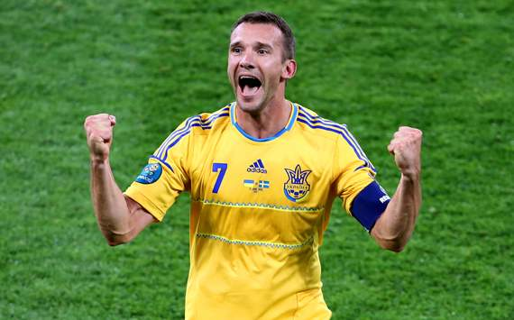 Ibrahimovic good, Shevchenko better: One of the greatest moments in a legendary career