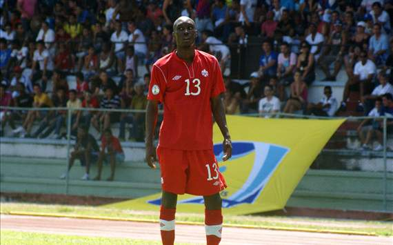 Atiba Hutchinson - Cuba vs. Canada