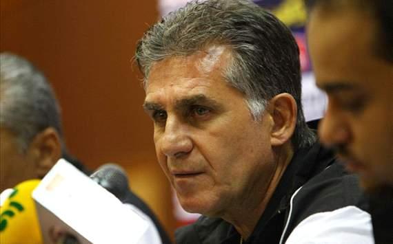 Carlos Queiroz - Iran