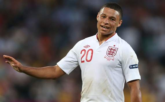 Oxlade-Chamberlain enjoying Hodgsons leadership