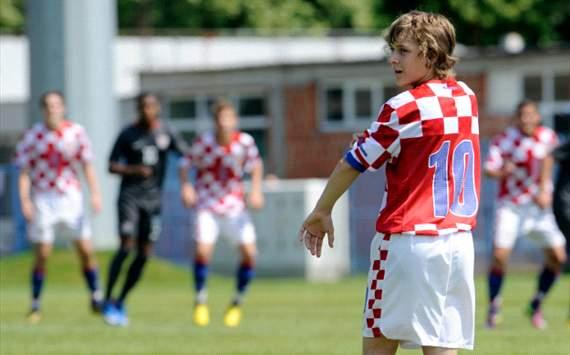 Alen Halilovic - Croatia U16