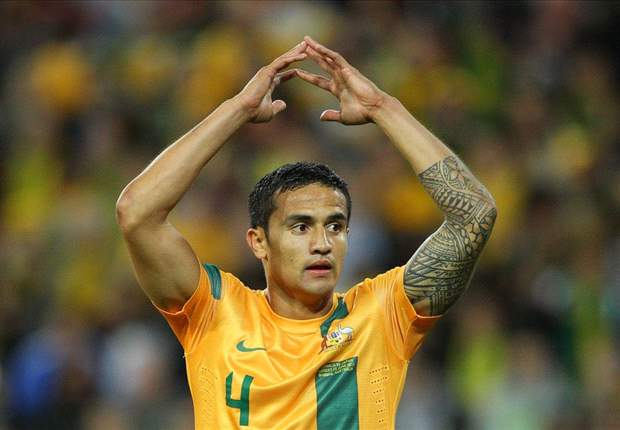 Socceroo Tim Cahill: I'm bored of people 'bagging' us