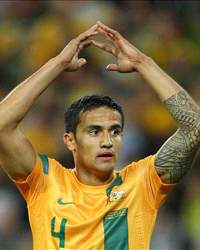 Tim Cahill - Australia