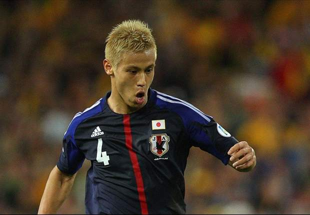 Honda: If Lazio approached me I wouldn't go