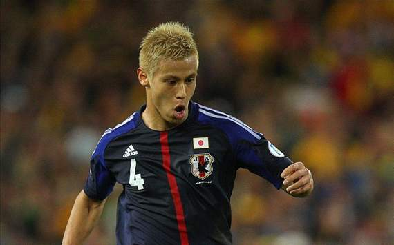 Keisuke Honda: Paris Saint-Germain isn't a 'big club'
