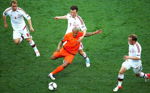 De Jong urges Netherlands to 'seize the opportunity' against Portugal