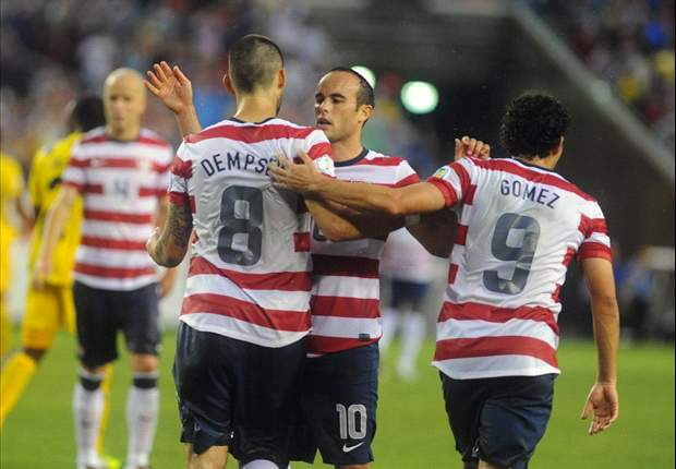 U.S. players expect a very hostile Guatemala crowd in World Cup qualifying match
