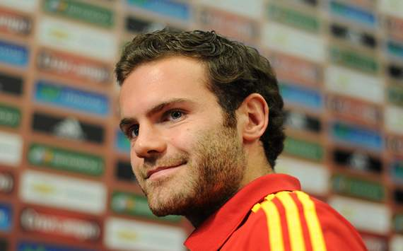 JO, ESP - Mata : &quot;Finir l't avec l'Or&quot;