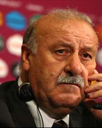 Vicente del Bosque - Spain - Euro 2012