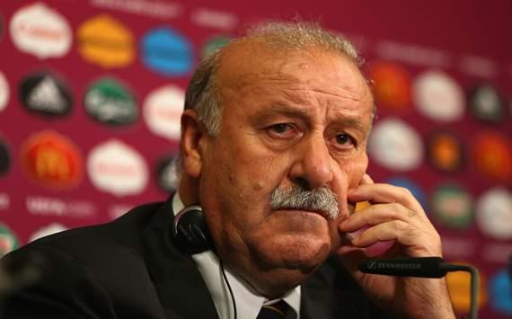 Vicente del Bosque - Spain - Euro 2012