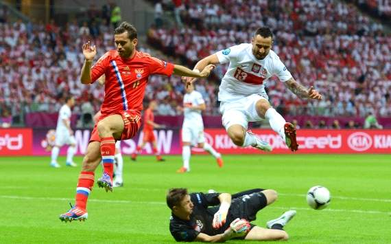 Kerzhakov laments Russia's lack of killer instinct against Poland