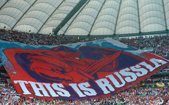 Russia to appeal Uefa-imposed punishments following fan trouble against Czech Republic