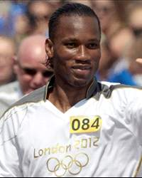 London Olympics, Drogba, Chelsea, London 2012