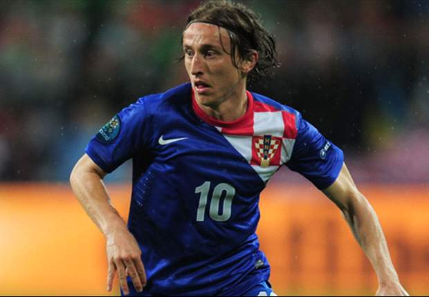 Report: Modric agrees terms with Real Madrid