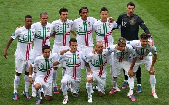 UEFA EURO 2012 : Denmark v Portugal