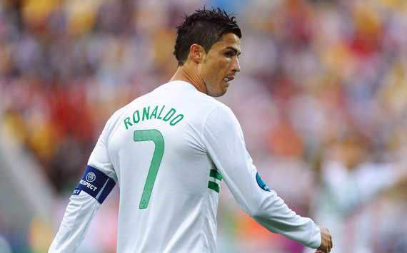 Cristiano Ronaldo lashes out after being mocked with 'Messi' chants against Denmark