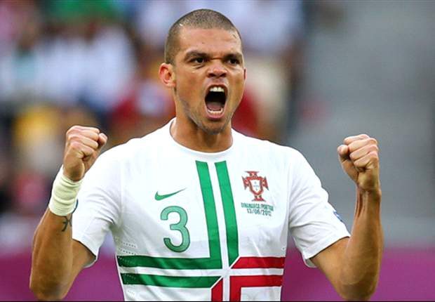 Pepe: Portugal don't care if it's Spain or France in the semi-finals