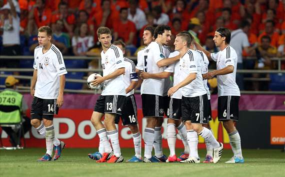 Netherlands - Germany  - Euro 2012